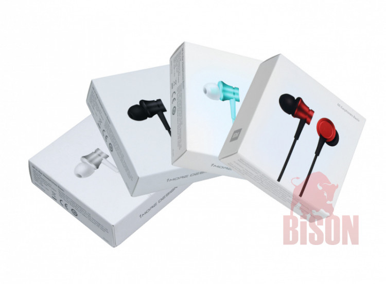 Mi_Earphones_Basic Наушники Xiaomi Mi Earphones Basic, серебро