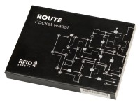"Кошелек ""Route RFID Safety"", синий"
