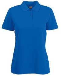 Поло женское 65/35 POLO LADY-FIT 180, синий